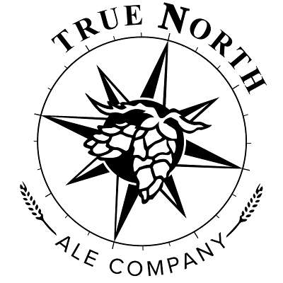 True North Ale Company - B&W Logo